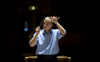"Vasily Petrenko Makes ""Brilliant"" and ""Fearless Debut with the Berlin Philharmonic"