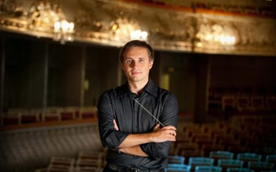 Vasily Petrenko Conducts His First Concert With the Royal Philharmonic Orchestra Since Being Announced as Music Director From the 2021-22 Season