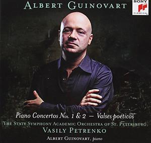 Albert Guinovart: Piano Concertos 1 & 2