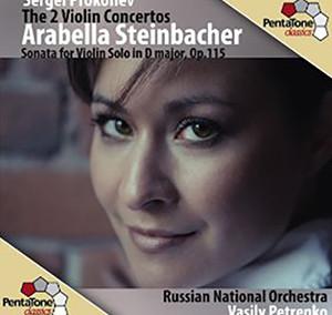 Prokofiev: The Two Violin Concertos