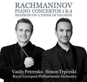 Rachmaninov: Piano Concertos 1 & 4