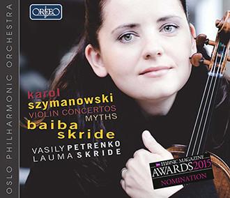 Szymanowski: Violin Concertos 1 & 2