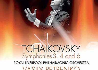 Tchaikovsky: Symphonies Nos.3, 4 & 6