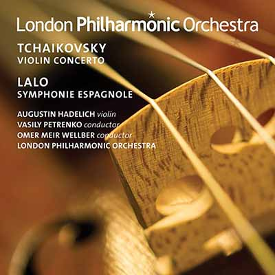 Tchaikovsky: Violin Concerto – Lalo: Symphonie espagnole