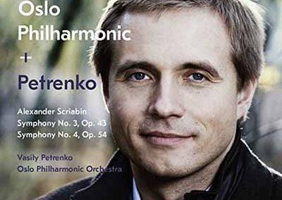 Alexander Scriabin: Symphony No. 3, Op. 43, Symphony No. 4, Op. 54