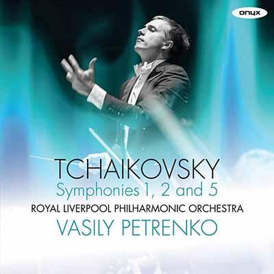 Tchaikovsky: Symphonies Nos.1, 2 & 5