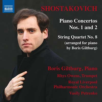 Shostakovich: Piano Concertos Nos. 1 And 2/String Quartet No. 8