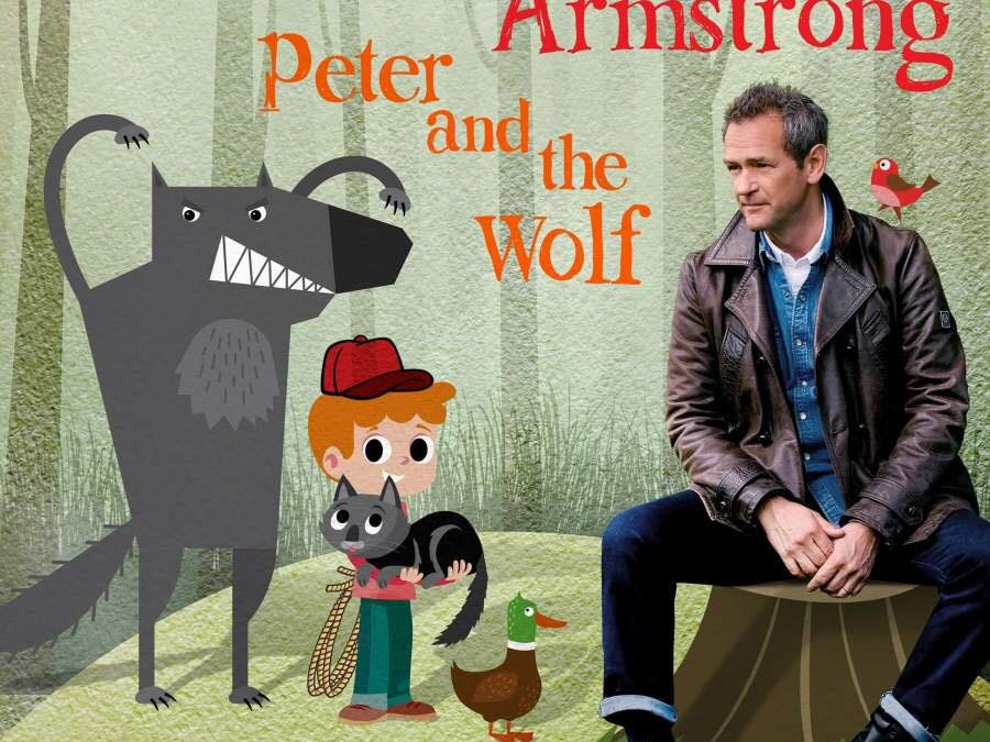 Peter and the Wolf Reaches Number 1 in the UK's Official Specialist Chart