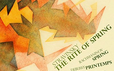 Stravinsky: The Rite of Spring – Out Now