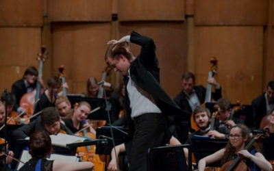 Vasily Petrenko & EUYO to perform at 11 November World Leaders Armistice Ceremony in Paris