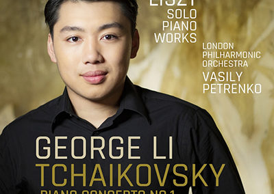 Tchaikovsky: Piano Concerto No. 1 & Liszt: Piano Works
