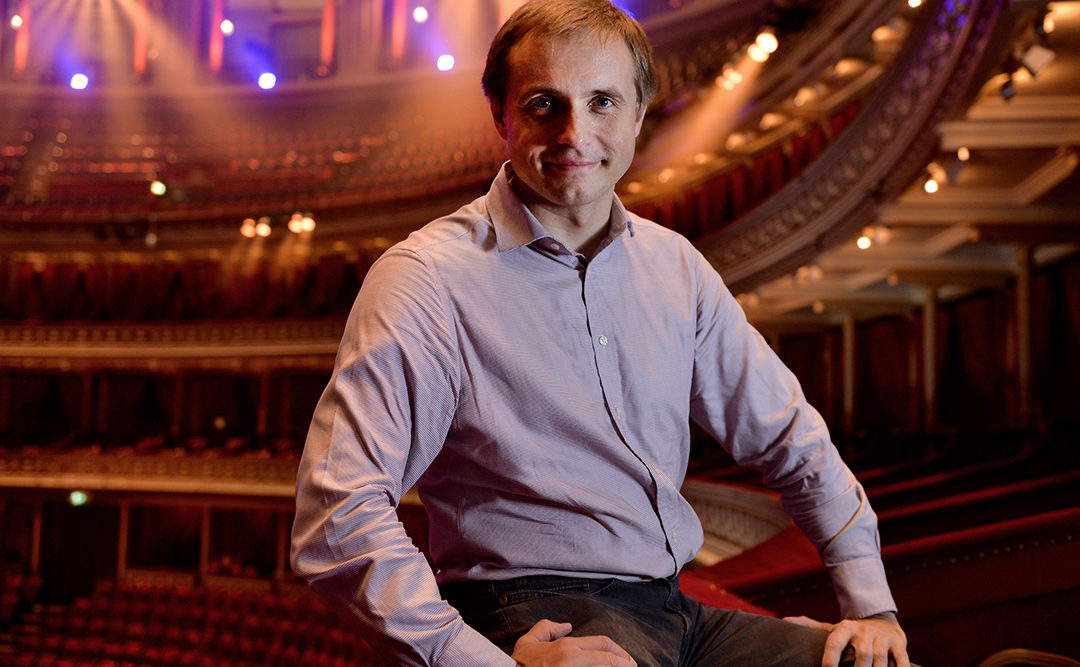 "Vasily Petrenko Makes ""Spectacular Impression"" in his Debuts at Carnegie Hall and with Bavarian Radio Symphony"