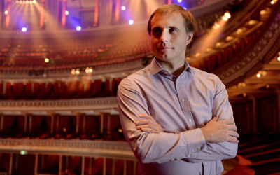 Vasily Petrenko's Mahler Forms Centrepiece of Royal Philharmonic's Ambitious New Association with Royal Albert Hall