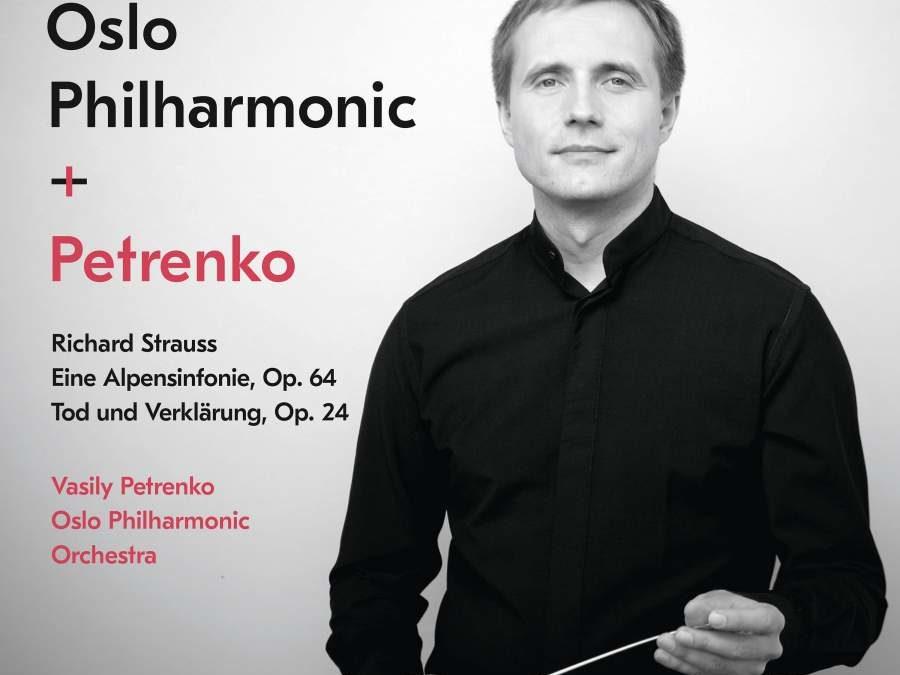 Richard Strauss: Eine Alpensinfonie, Op. 64 Tod und Verklärung, Op. 24