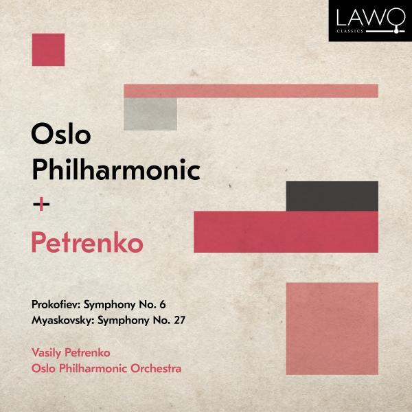 Prokofiev: Symphony No. 6 / Myaskovsky: Symphony No. 27