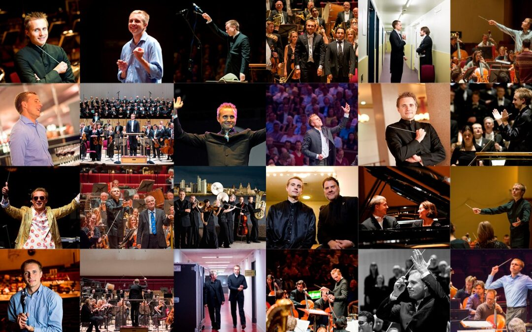 Vasily Petrenko's Final Concerts with RLPO Announced for 9 & 10 July